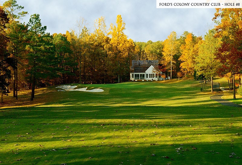 Fords Colony Hole 8